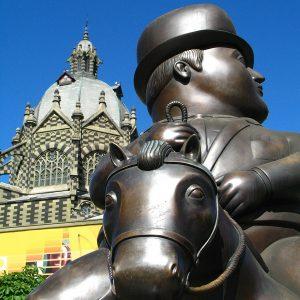Medellín y Nápoles