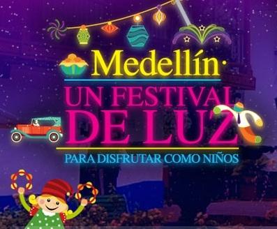 Medellín Festival Luces